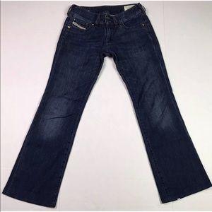 DIESEL INDUSTRY Women's Jeans Pants Stretch
